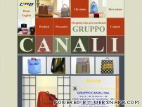 Gruppo Canali, shoppers