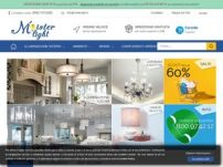 MIsterlight.it vendita lampadari online