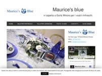 Maurice's Blue