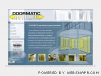 DOORMATIC - AUTOMATIC DOOR SYSTEM
