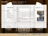 ARCHIVIO WEB COMMUNICATION