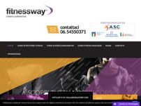 Fitnessway - Corso Personal Trainer