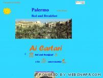 AI Cartari Bed and Breakfast Palermo Sicilia
