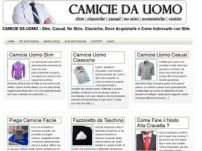 Camicie da Uomo On Line