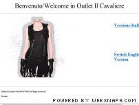 Outlet-ilcavaliere