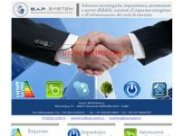 S.A.P. SYSTEM S.r.l. - SAP SYSTEM is Solutions & Services that improve Your Live