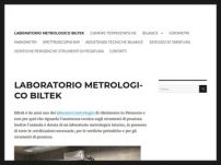 Laboratorio metrologico: bilance & co.