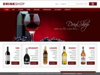 Drink Shop. Vendita vino online.