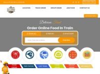 Food Order in Train | Online Group Food Delivery in Train - Railmeal