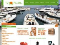 Tropical Store pesca on line
