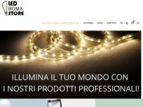 shop online per l'illuminazione a led