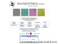 Europrinters Consulting