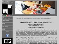 Bed and Breakfast bquadrato