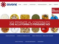 Bidoni in plastica - Casone SpA
