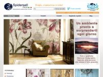 Spidersell Italia: decorazione creativa.