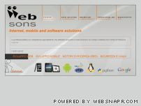 Websons - internet, mobile and software solutions
