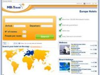 Visita MBeTravel: Reservation hotels in Europe
