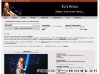Tori Amos Unofficial Site